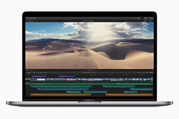 apple macbookpro 8 core video editing 05212019 360x240 - Apple Debuts New 8-Core MacBook Pro With Updated Keyboard