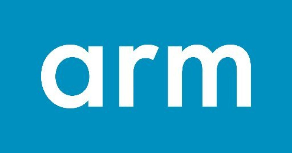 new arm logo - ARM suspends business with Huawei.