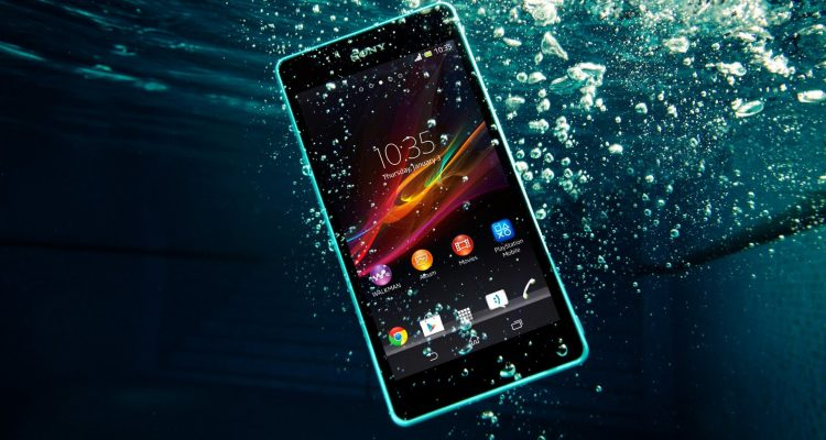 2 750x400 - Water Resistant vs Waterproof Smartphones: What's the Difference?