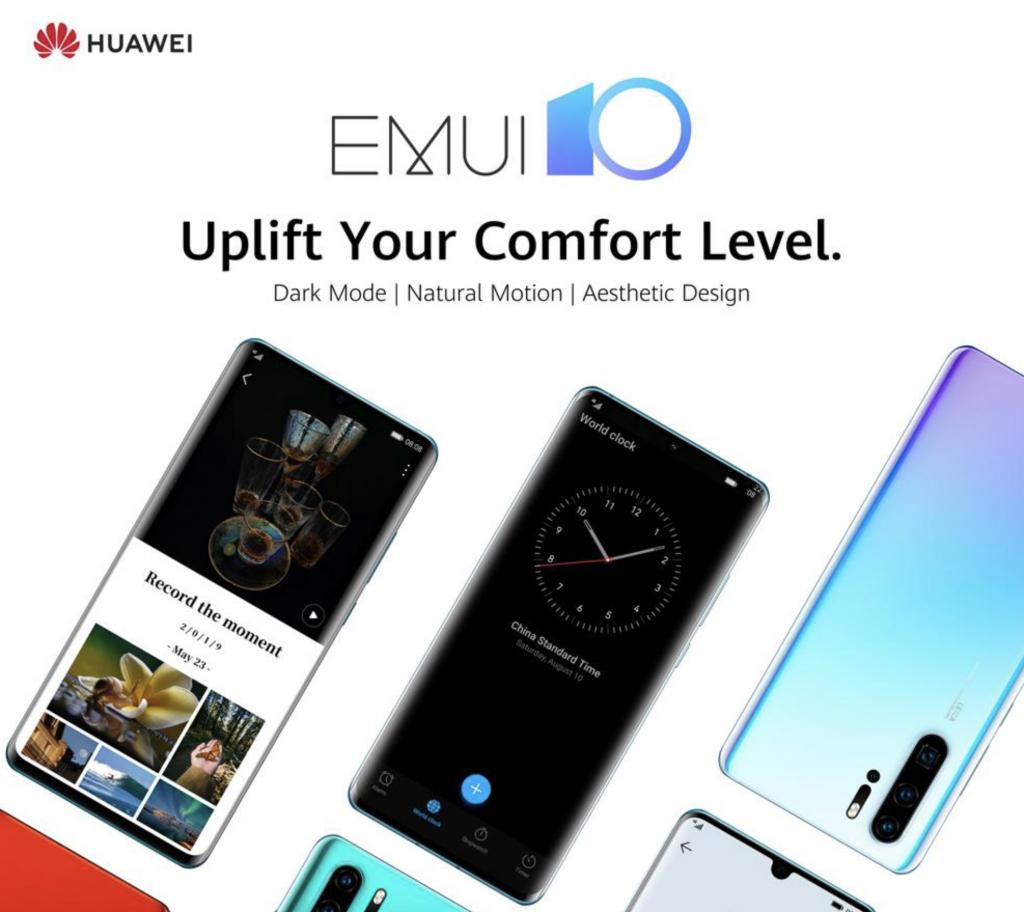 EMUI 1024x912 - Evolution of Huawei's EMUI