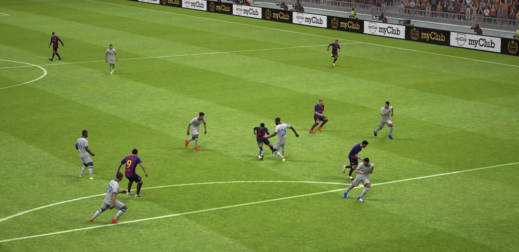 PES 1024x497 - Cool graphically intensive Sports Games to enjoy!