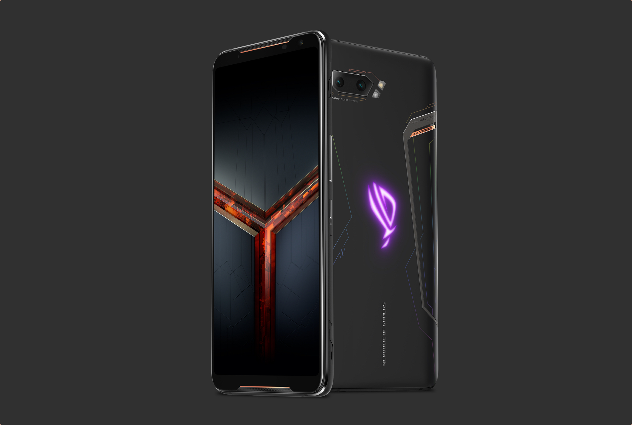 ROG1 - Asus unveils the spec packed Rog Phone II Ultimate Edition at IFA 2019
