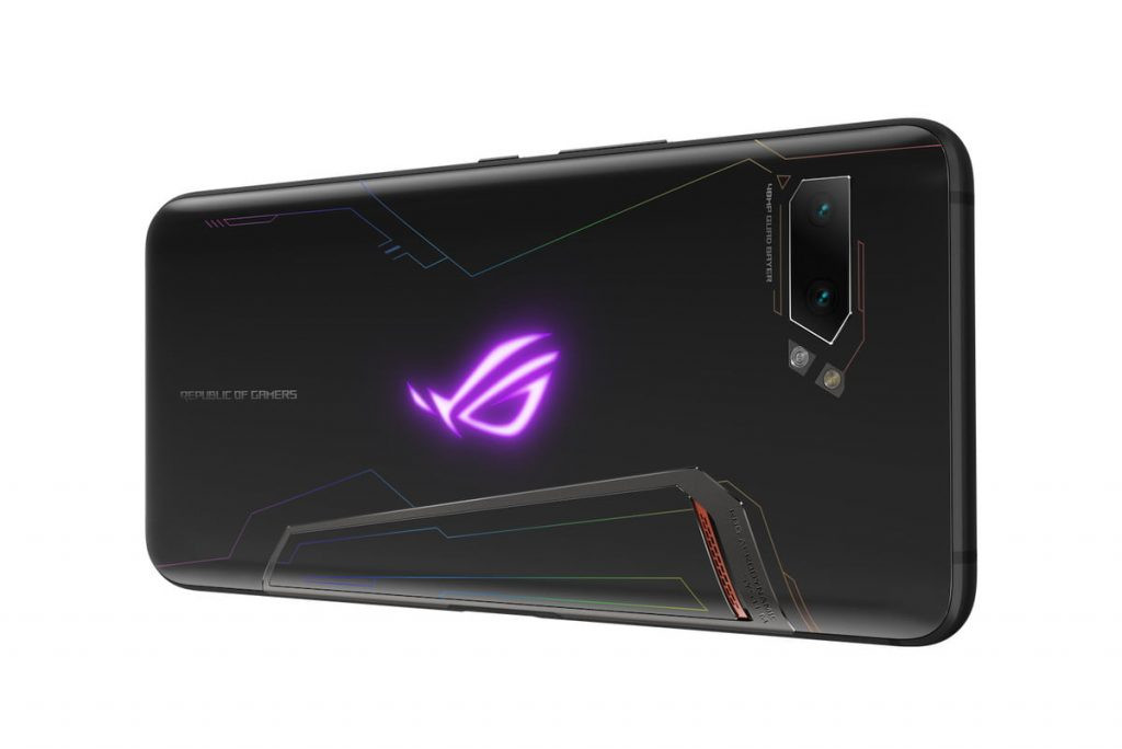 ROG2 1024x684 - Asus unveils the spec packed Rog Phone II Ultimate Edition at IFA 2019