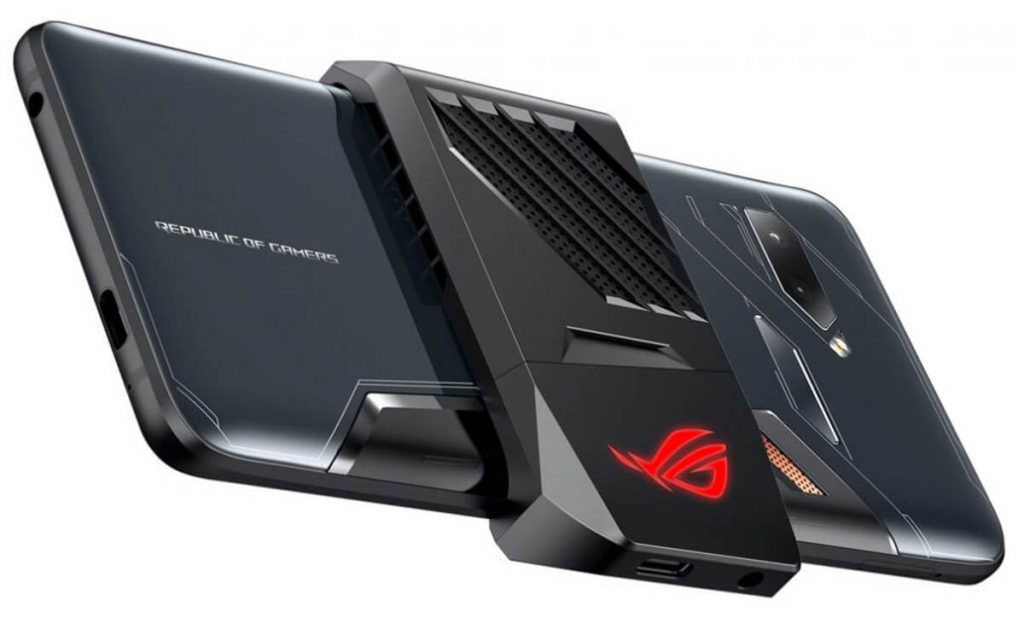 ROG3 1024x641 - Asus unveils the spec packed Rog Phone II Ultimate Edition at IFA 2019
