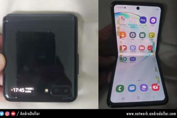 Next Gen Samsung foldable phone 1 360x240 - Next-Gen Fold-able Smartphone From Samsung Leaks, Here's What It Looks Like.