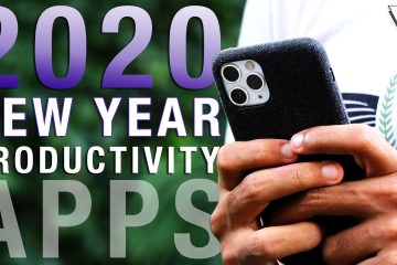 10 Productivity Apps cover 360x240 - 10 Productivity Apps to kick off the 2020 New Year! 🇱🇰