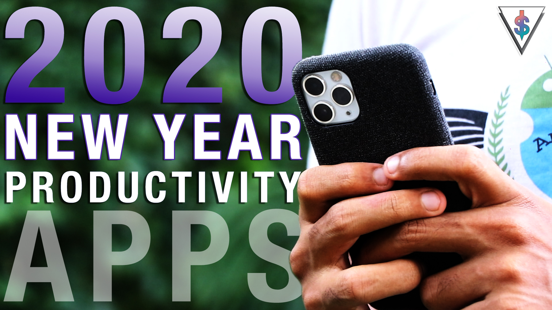10 Productivity Apps cover - 10 Productivity Apps to kick off the 2020 New Year! 🇱🇰
