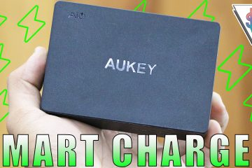 Aukey charger 360x240 - Aukey All in one Smart Quick Charger