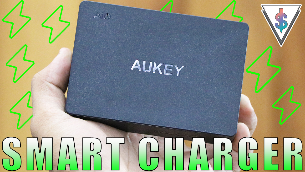 Aukey charger - Aukey All in one Smart Quick Charger