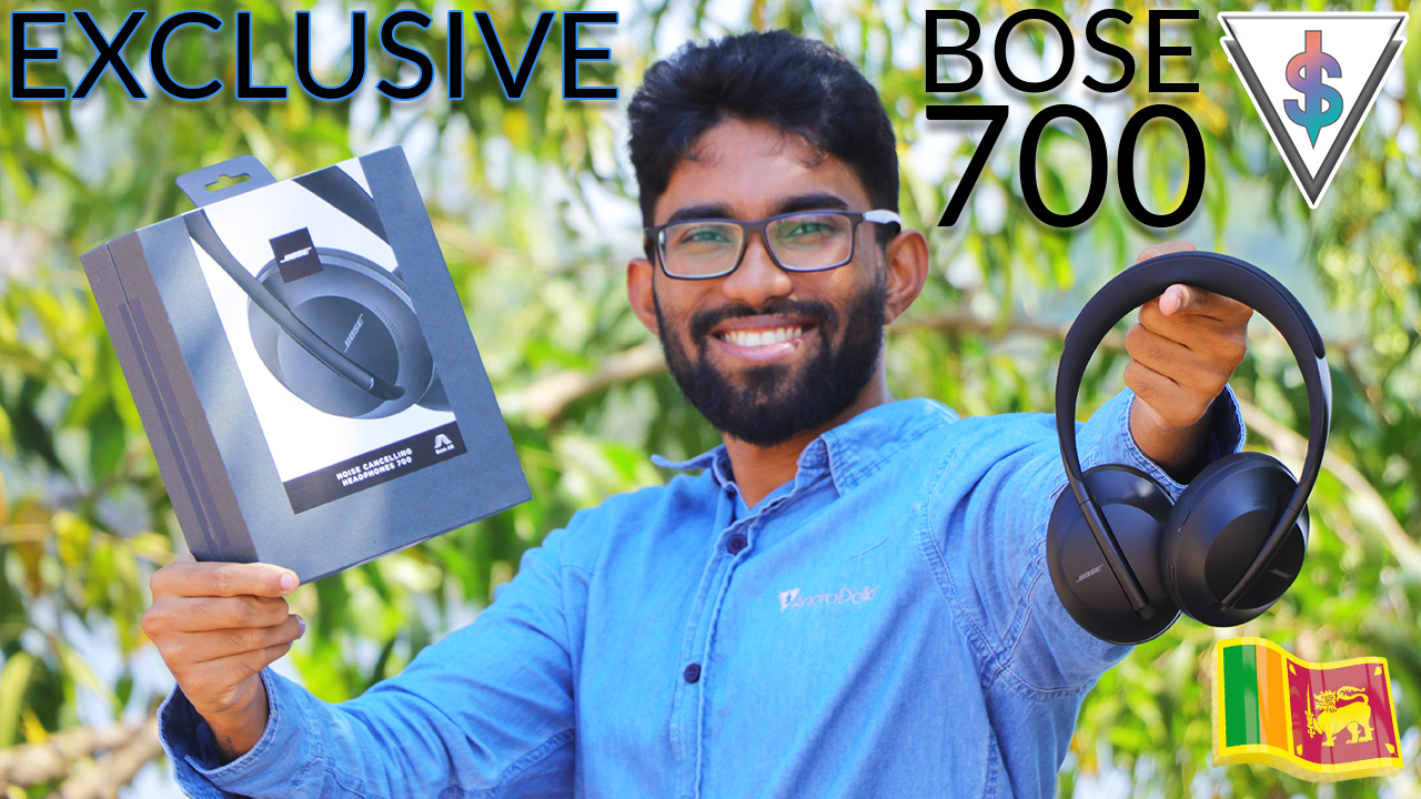 Cover 25 - EXCLUSIVE Bose Noise Cancelling Headphones 700 Unboxing and Setup with iPhone 11 Pro