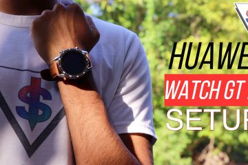 Huawei Watch GT 2 Setup 360x240 - Huawei Watch GT 2 - Initial Setup using Android and iOS