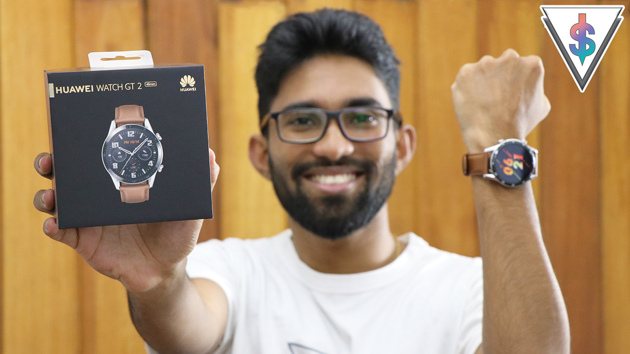 Huawei watch gt 2 unboxing - Huawei Watch GT 2 Unboxing and Hands on