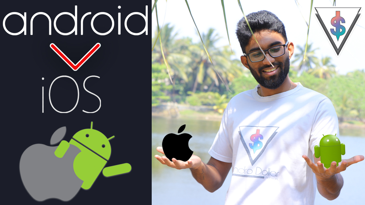 android to ios - Android features we want on iOS