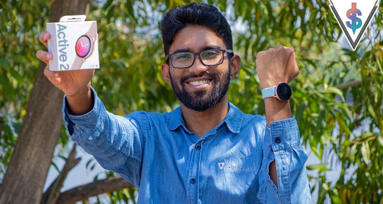 galaxy watch active 2 sri lanka 750x400 - Samsung Galaxy Watch Active 2 Initial Setup and how to use the Galaxy Wearable app