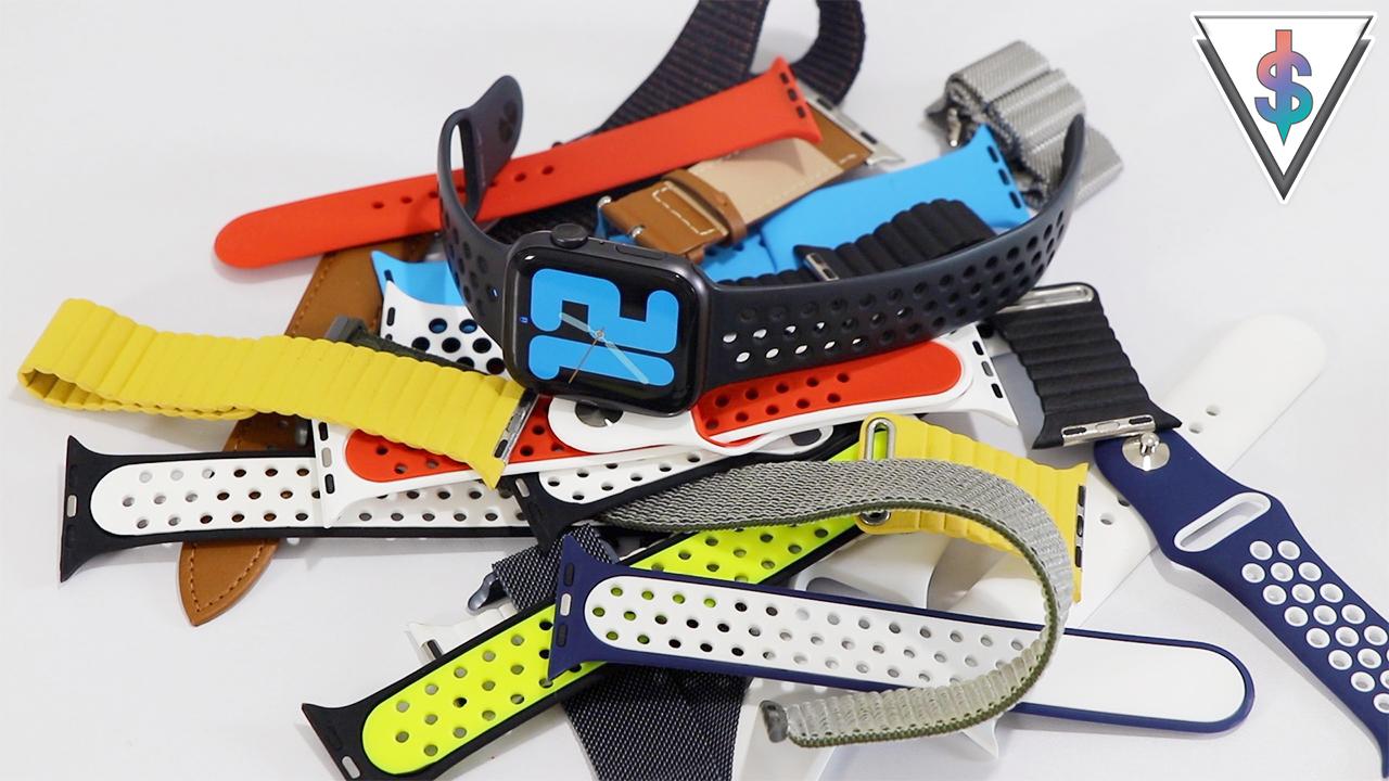 smartwatch straps - Best place to buy Smartwatch Straps (Apple Watch, Huawei Watch, Galaxy Watch, Mi Watch)
