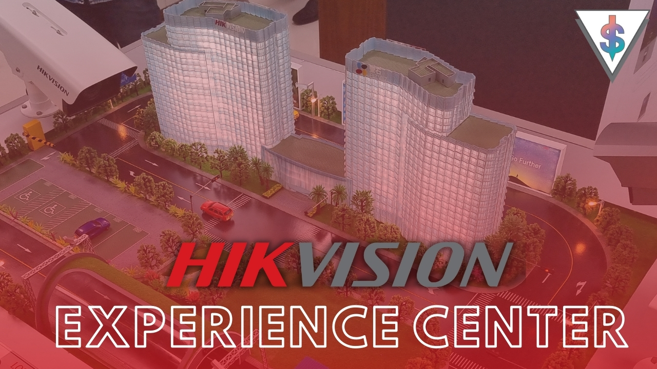 Hikvision Event - First HikVision Experience Center in South Asia