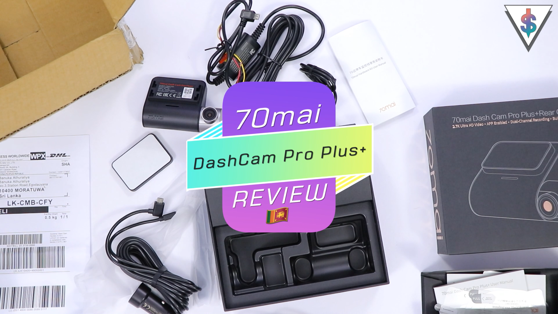 70mai Dash Cam Pro Review 0001 - Best Dashcam you can buy - 70mai Dash Cam Pro Plus+ Review after 6 months!