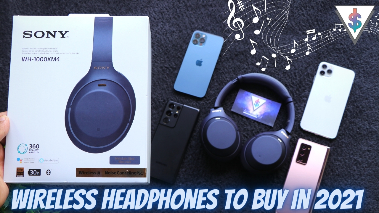 Sony WH 1000XM4 Unboxing - Sony WH-1000XM4 Wireless Noise Cancelling Headphones Unboxing and Setup