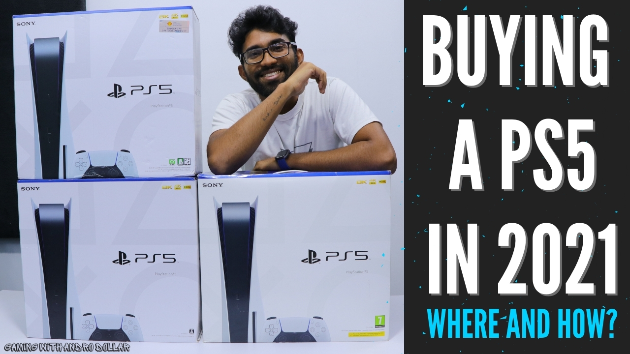 Buying a PS5 in 2021 - Playstation 5 Buying guide in sri lanka (2021)