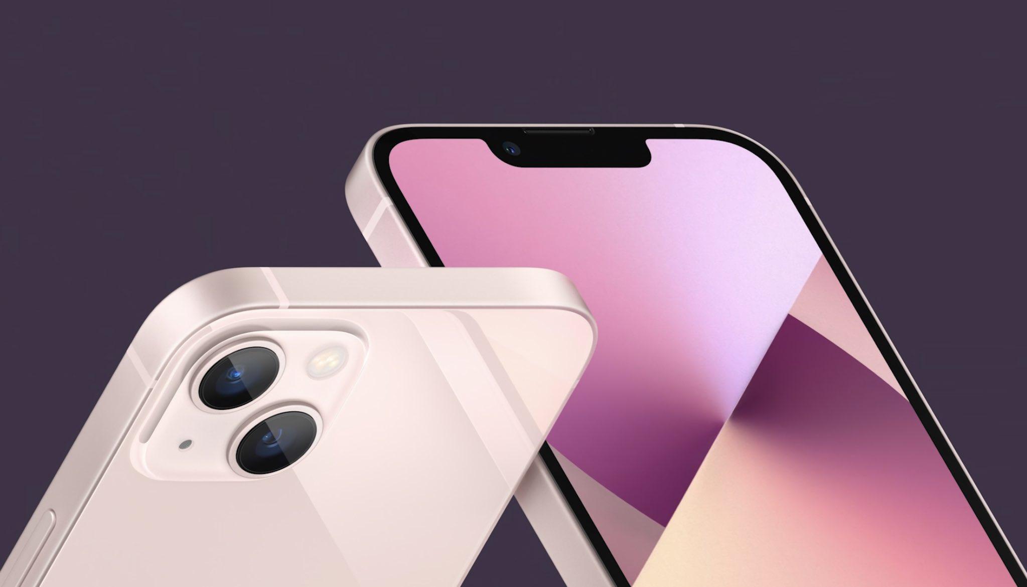 E Q2I6vXEAMFKdA - Apple announces iPhone 13 with a smaller notch