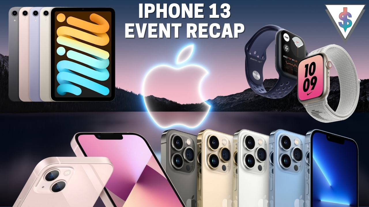 iPhone 13 event 1 - My thoughts on the iPhone 13 Apple Event
