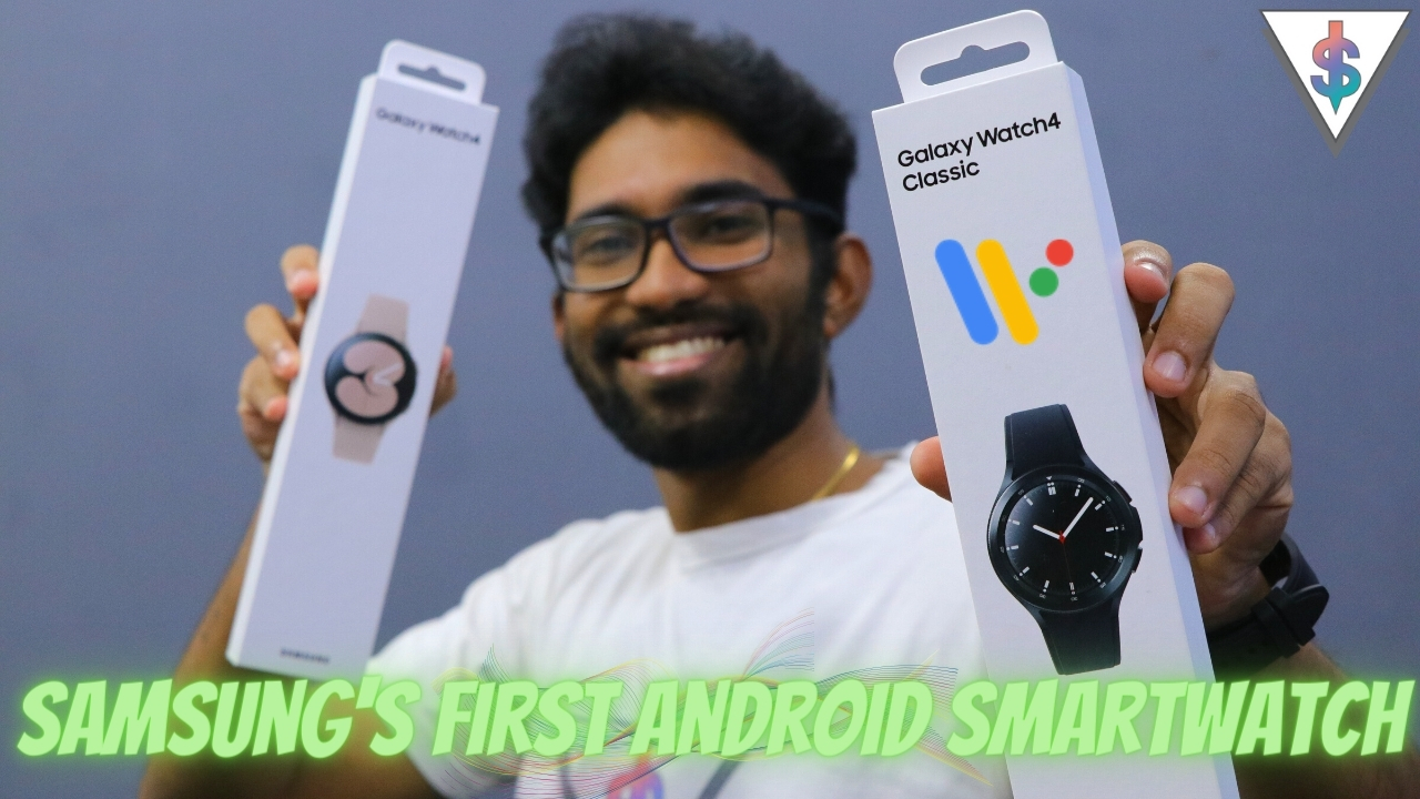 Galaxy Watch 4 Unboxing - Galaxy Watch 4 and Watch 4 Classic Unboxing & Hands On